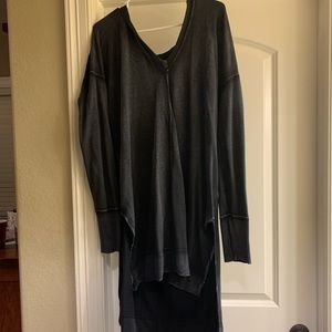 Free people hooded dress